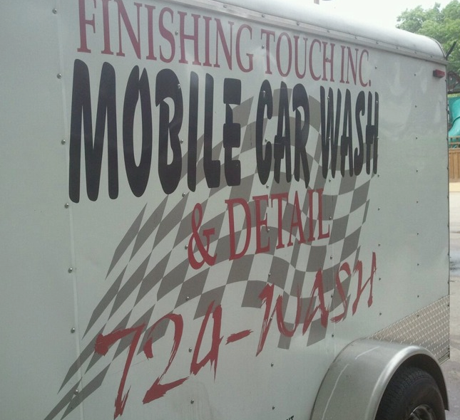Finishing Touch » Mobile Auto Detailing